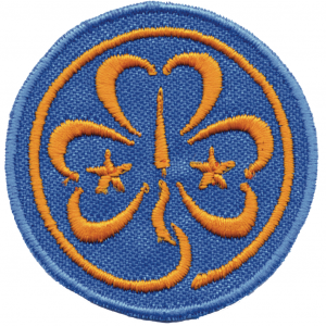 Distintivo internazionale femminile WAGGGS